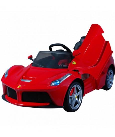 Coche Eléctrico Niño Ferrari LaFerrari   Sabway