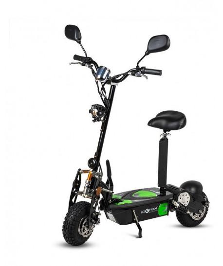 Scooter Eléctrico tipo moto 800 W| Ecoxtrem | Patinete Eléctrico